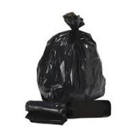 Evergreen Black Waste Sacks 12.5kg  Bulk Buy 1000 Per Case